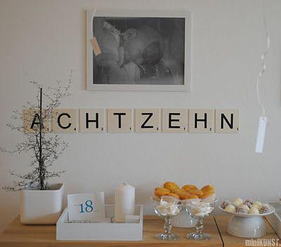 die besten 25 18 geburtstag ideen auf pinterest geburtstagsgeschenk 18 geburtstag. Black Bedroom Furniture Sets. Home Design Ideas