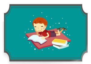 relaksacja z książką