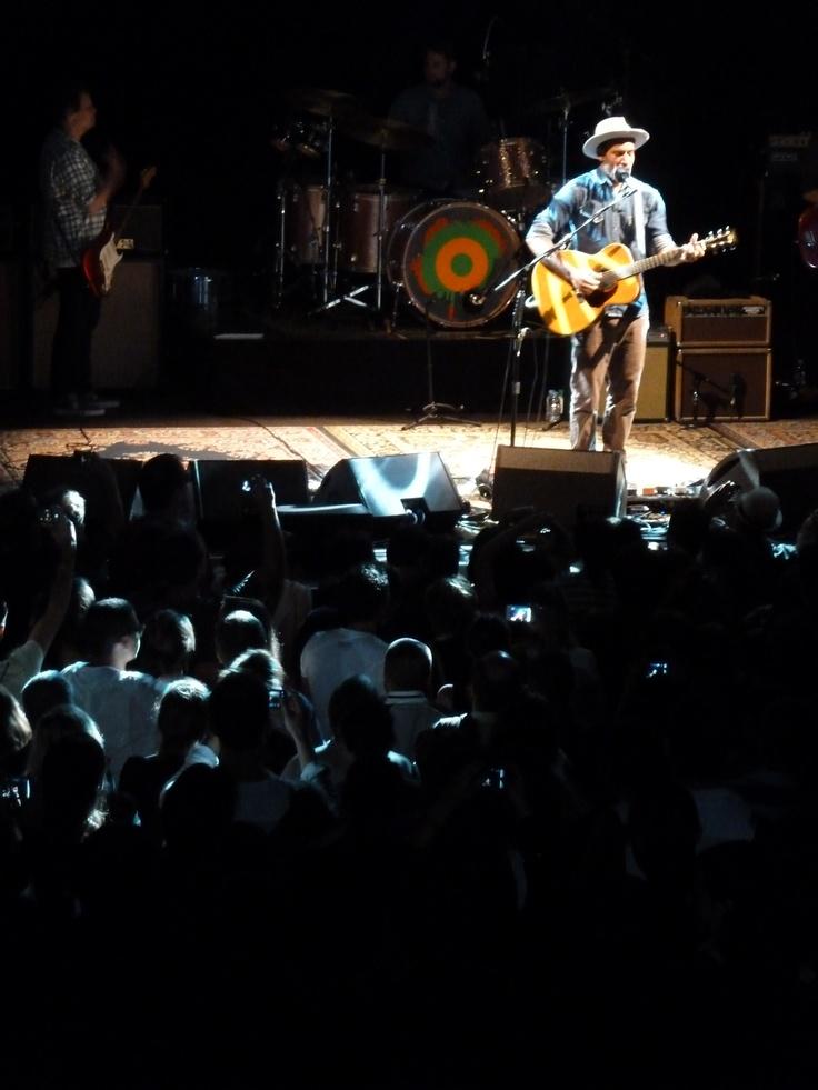 Ben Harper en el Festival de Cap Roig 31/07/2012
