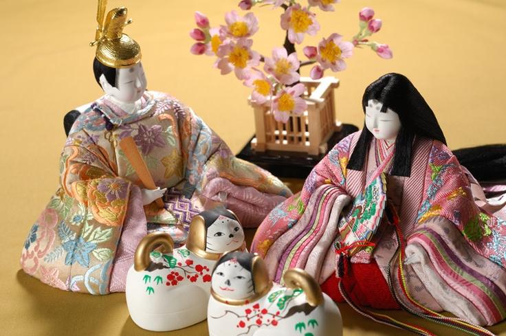 Dolls for the Girls' Festival