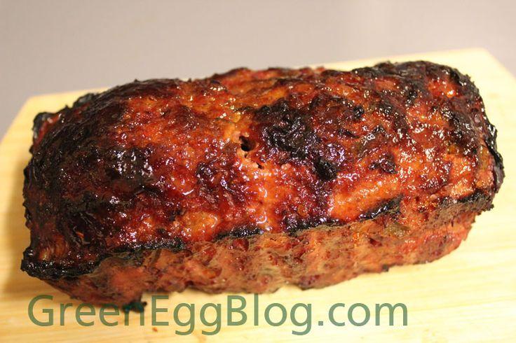 meatloaf recipe | Smoked Turkey Meatloaf Recipe | Big Green Egg Blog