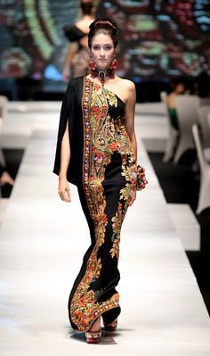 batik- Indonesian couture