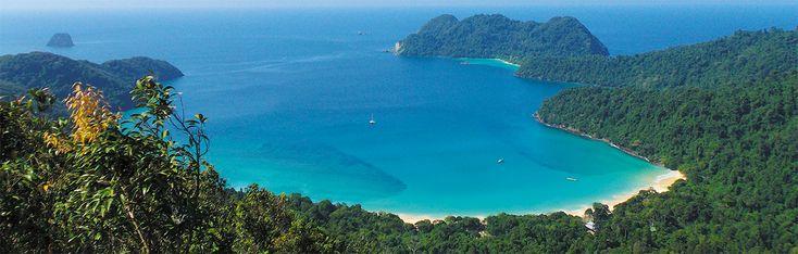 Intrepid sailing trip to the Myeik Archipelago, Myanmar