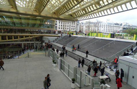 Le Forum des Halles - photos