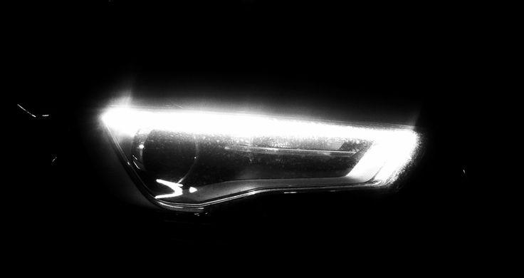 Eye of a tiger. New Audi A3