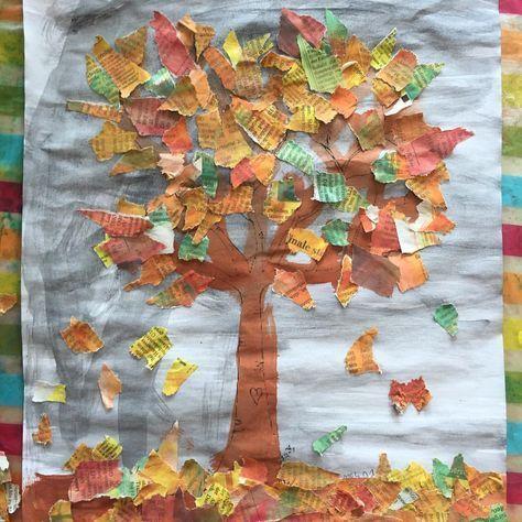 Die Zeitungsbäume verlieren ihre Blätter, denn d…