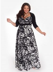 MOTHER OF THE BRIDE OR MAID OF HONOR! WHY NOT? Plus Size Sale Evening Dresses - Beautiful and elegant