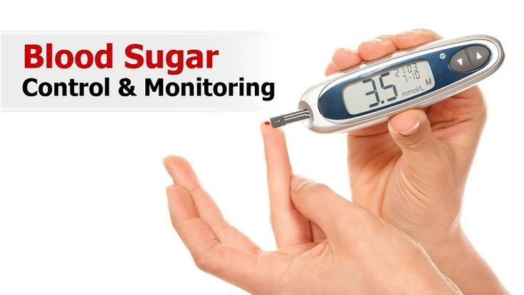 Control your blood sugar levels