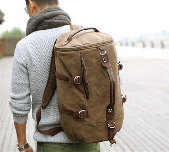 Men's outdoor travel bag