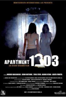 Apartment 1303 . Personally I think this movie is stupid but the Jennifer girl is creepy in some parts.