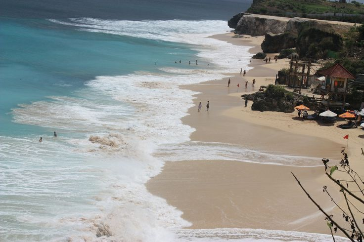 Dreamland Beach Bali! #bali #indonesia #beach #travel #holiday