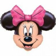 Mini Shape Minnie Mouse (Flat) $5.95 U07890