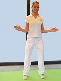 Schulter-Nacken-Training: 7 einfache Übungen gegen Verspannungen – Irmgard Drummer