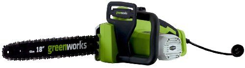 Special Offers - GreenWorks 20032 13 Amp 18 Corded Chainsaw (Discontinued by Manufacturer) - In stock & Free Shipping. You can save more money! Check It (May 21 2016 at 01:02AM) >> http://lawnmowerusa.net/greenworks-20032-13-amp-18-corded-chainsaw-discontinued-by-manufacturer/