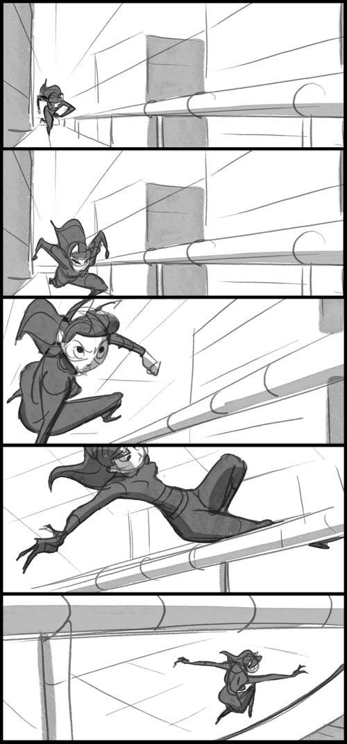 Cómo dibujar para Storyboarding