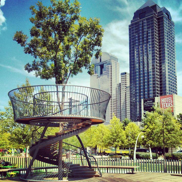 Klyde Warren Park, Dallas, Texas, Weekend Activities, Kids Activities, Fun Family Friendly Activities