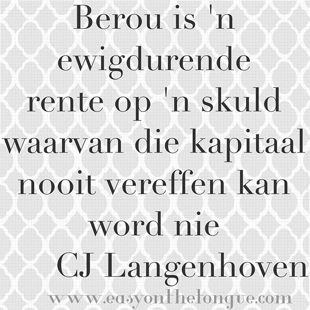 Wyse woorde v CJ Langenhoven
