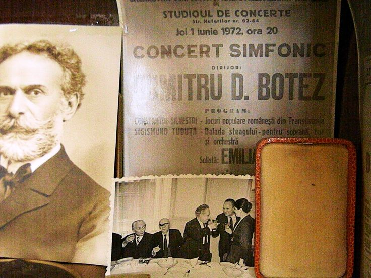 Veronica Anghelescu: Dumitru D. Botez- repere biografice