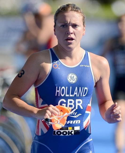 Vicky Holland - Triathlon.