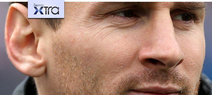 Copa América del jugador Perfil: Lionel Messi, Parte 1