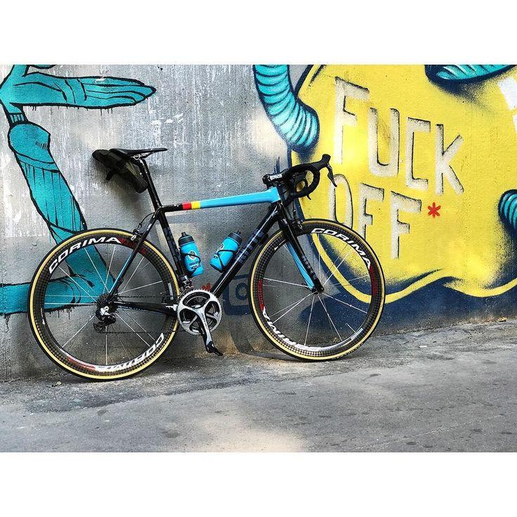 Better work bitch said the coach!  Next hop trouville  #cc04 #classichallenges #cc04likemonimage #ritte #vlaanderen #bikeporn #shimano #duraace #di2 #corima #poc #pieceofcake  #personofcolor #summertime #girocyclingshoes #maap #socks #sockdoping #colormatching #esthète #dandy #ridewithstyle #disco #getdown #nwa  #ambassordemoimeme #teamSGetVous