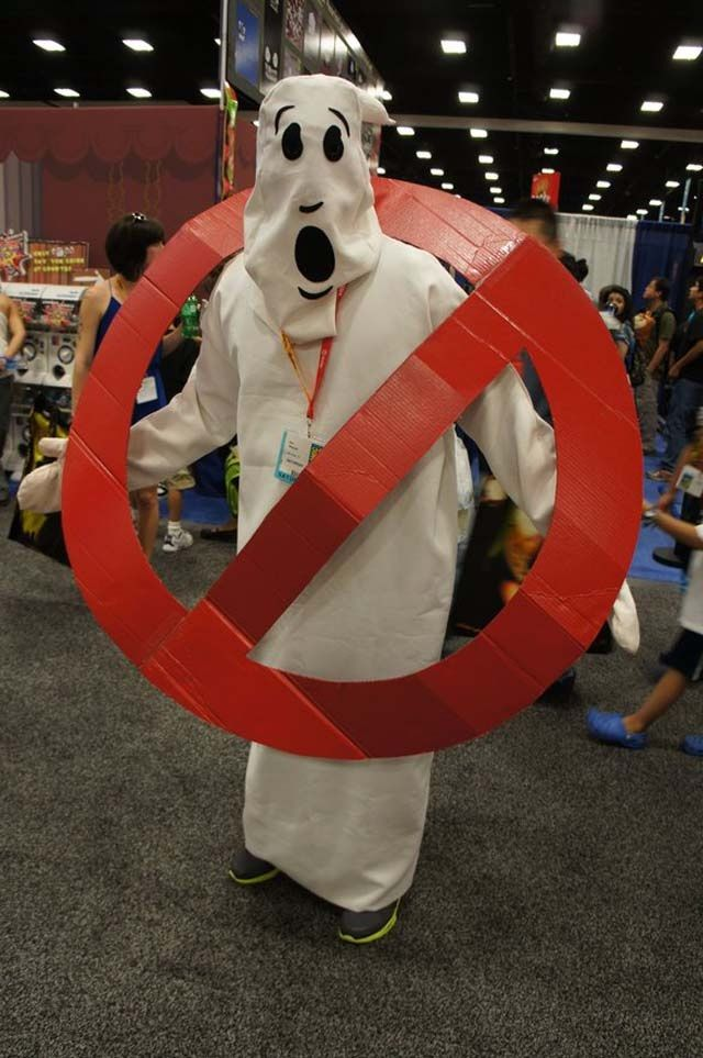Halloween Costume - Ghostbusters