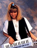 Debbie Gibson - I wanted to be her when I grew up!