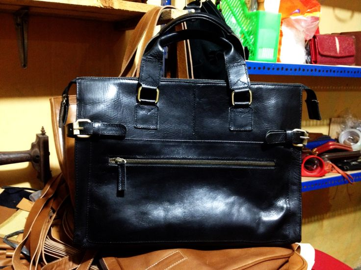 Maeswara Bag by Lead, Leather Backpack mix Totes IDR 1850K