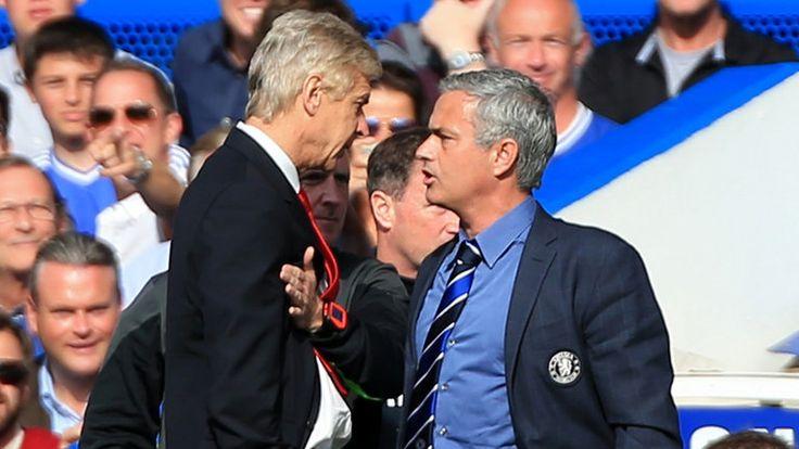Arsenal Transfer Rumours : Chelsea boss Jose Mourinho in dig at Arsene Wenger