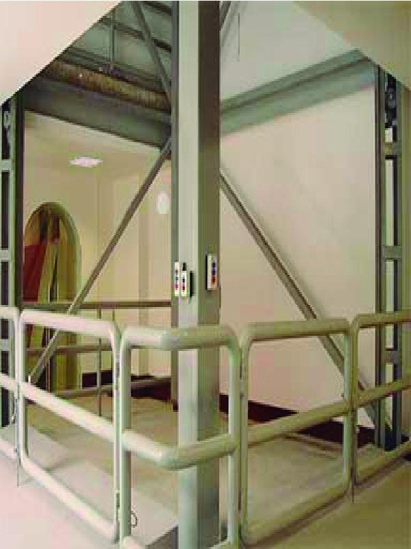 17 mejores ideas sobre elevadores de carga en pinterest - Ascensor casa ...