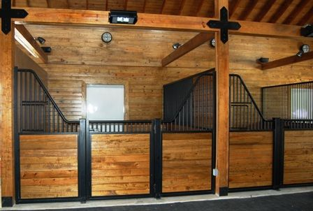 Equestrian Stall Lighting Specialty Designs Inside Rood