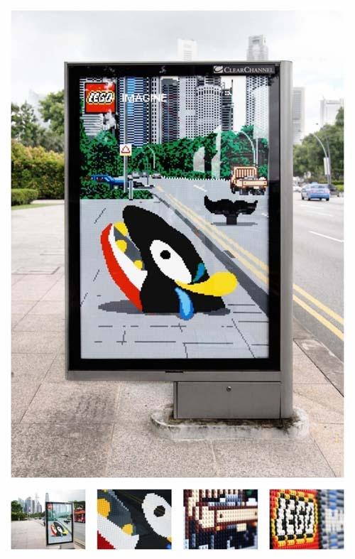 LEGO #adv #creative #ads #marketing #creative