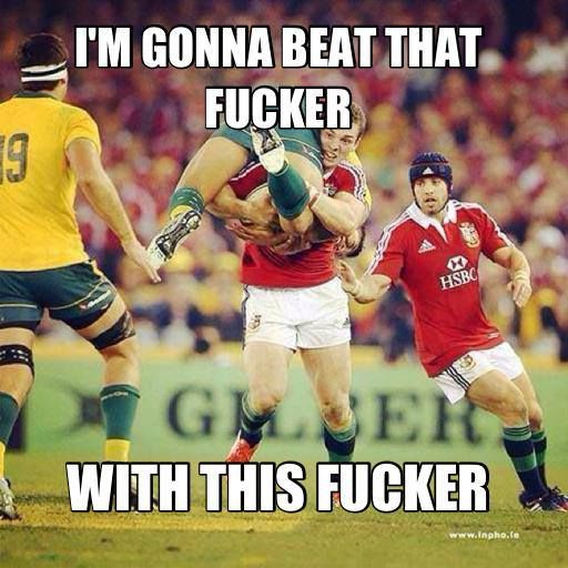George North rules!!!
