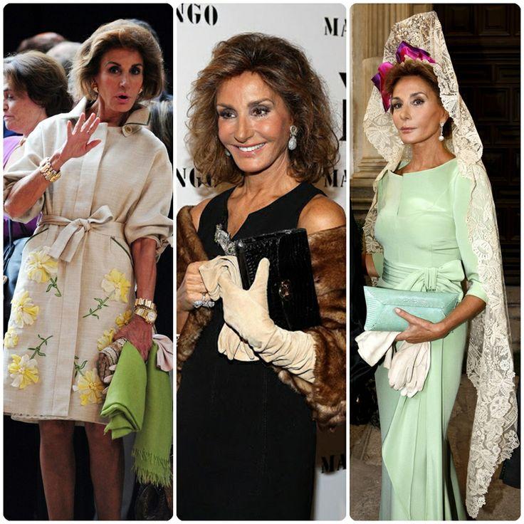 Madres y madrinas elegantes #boda #madrinas #invitadas
