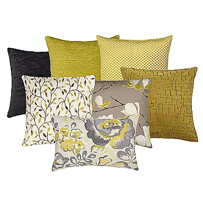 Buy Breezy Botanical Cushion Collection online at JohnLewis.com - John Lewis