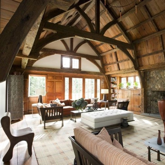 Converted Barn. Upstairs Half Living Quarters/guest