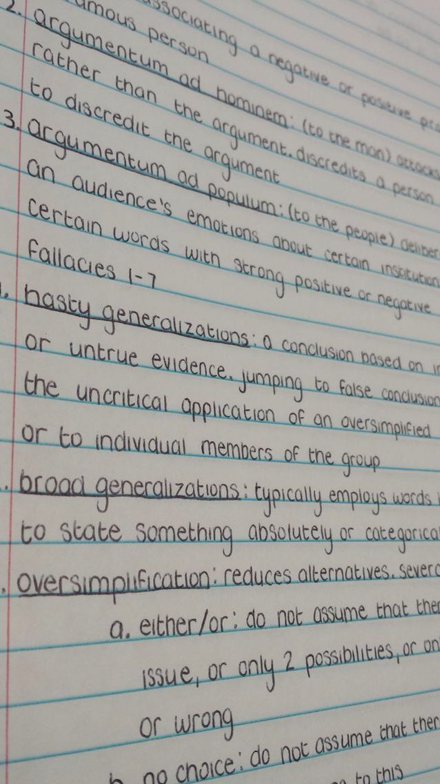 handwritting goals