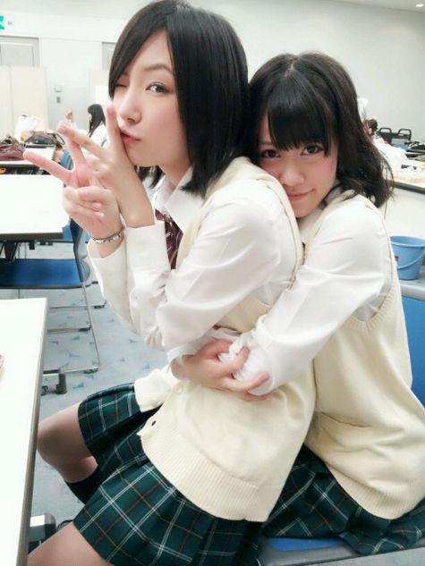 japanese school girls = bestie