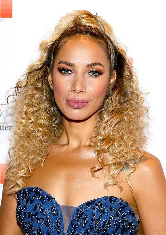 36 Favorite Celebrity Curly Hairstyles For Long Hair In 2019 With