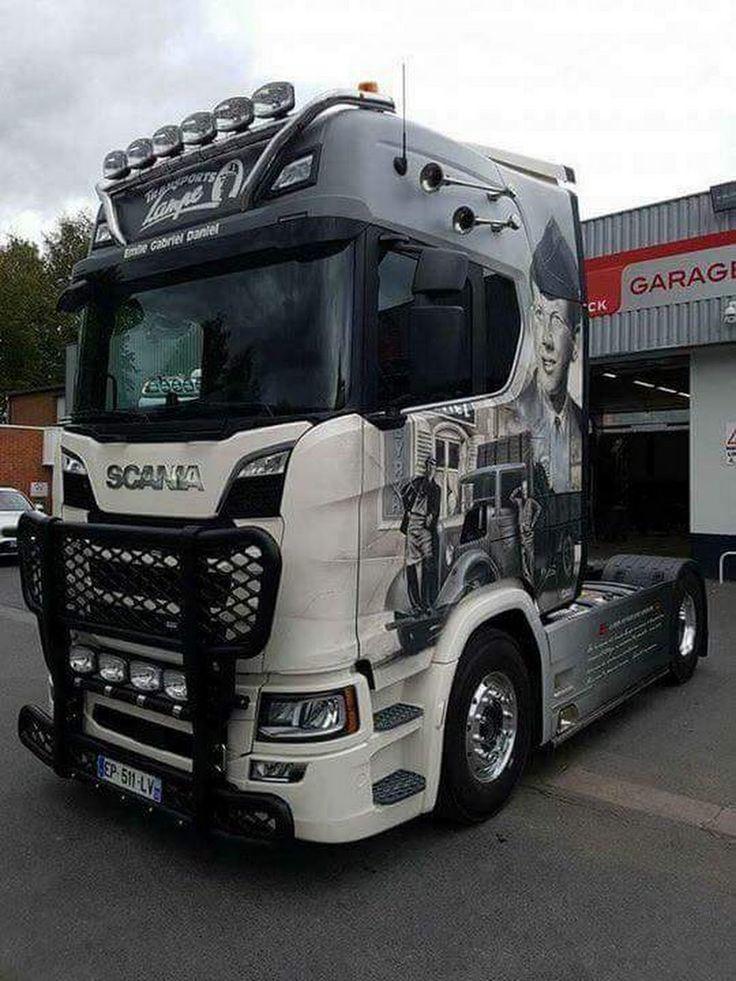 Scania la France