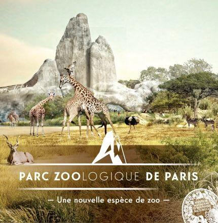 El Conde. fr: Le Parc Zoologique de Paris a un an!