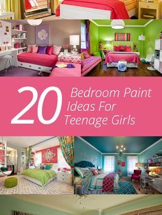 Girl Room Painting Ideas best 25+ girl bedroom paint ideas on pinterest | paint girls rooms