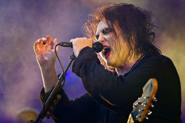 What Robert Smith From The Cure Looks Like Today