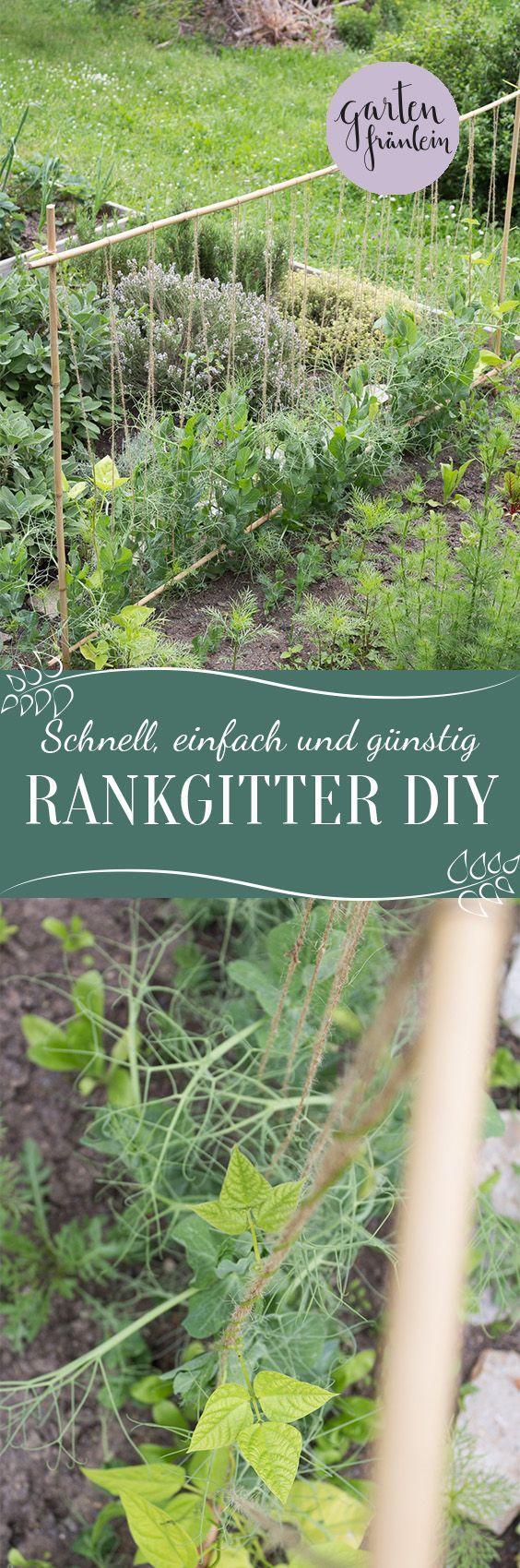 Ein schnelles, billiges und supereinfaches Heimwerken für Ihren Garten. Mit diesem…   – Garten Fräulein