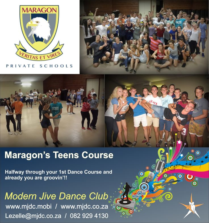 Maragon's Teens Course - They are just Lovin' it!!! www.mjdc.mobi