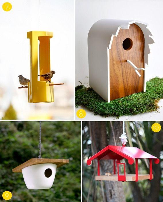 1000 Ideas About Modern Bird Feeders On Pinterest Bird