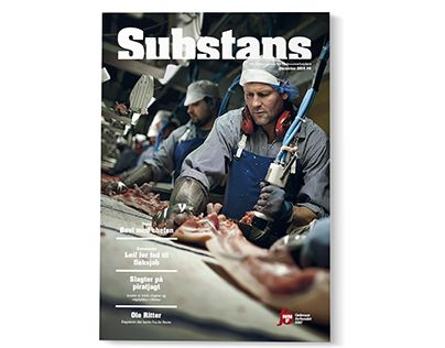 """Check out new work on my @Behance portfolio: """"Magazine Redesign Substans"""" http://on.be.net/1HOiH0J"""