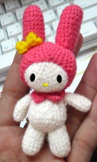 My Melody - free pattern