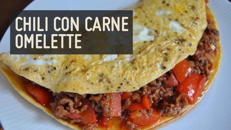 Chili con Carne Omelett – Paleo360.de