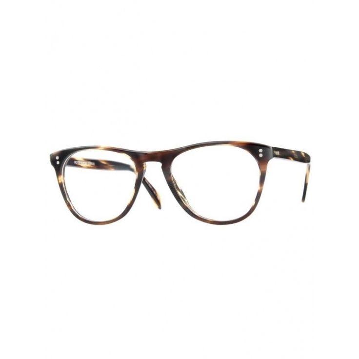 Jennifer Aniston wearing Oliver Peoples Pierson Rounded Wayfarer Glasses.